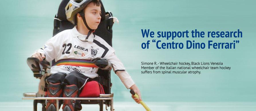 """The Associazione Amici del """"Centro Dino Ferrari"""""""