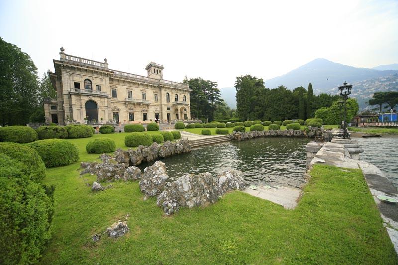 Villa Erba 2008