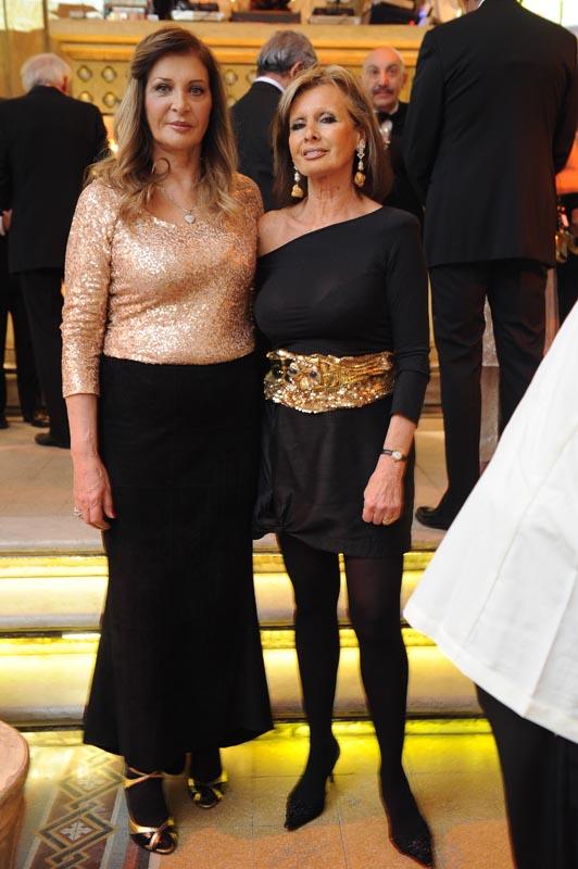Maria Luisa Trussardi;Emanuela Consensi