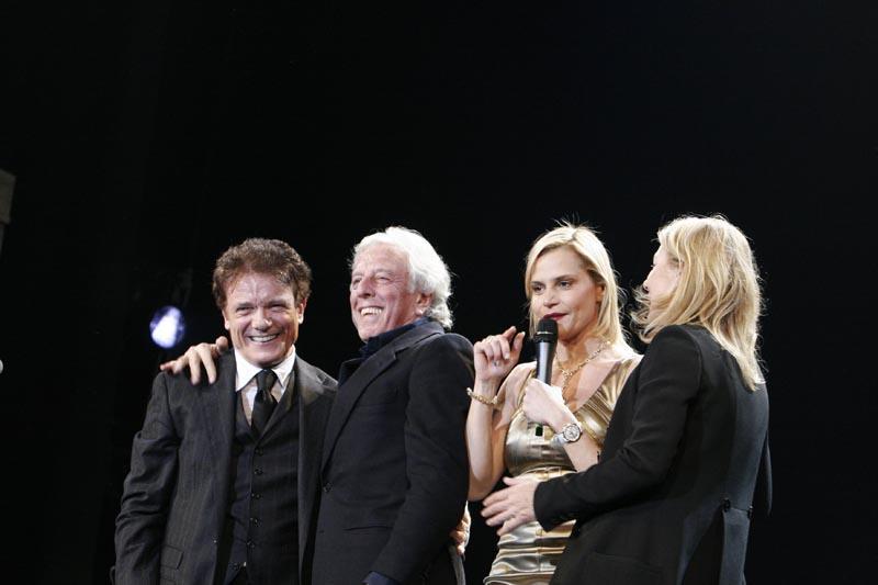 Ranieri + Lavezzi +Ventura + Quaggia