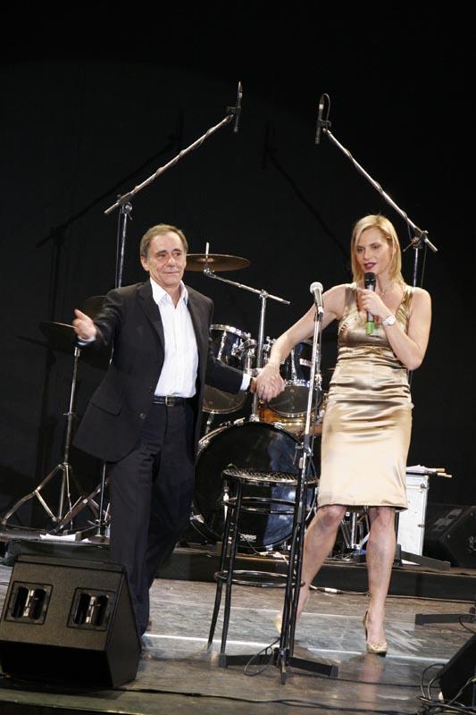 Roberto Vecchioni + Simona Ventura